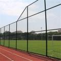 销售足球场围网 生产篮球场护栏网 绿色体育场围栏
