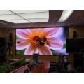 小酒馆舞台背景墙安装室内P2.5全彩电子屏清晰度怎么样?