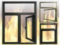 高层住宅避难间耐火窗,河北避难间耐火窗厂家 (2)